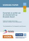 Dynamiek en profiel van de arbeidsmarkt op Brussels Airport
